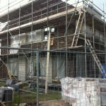 voorbereiding zonwering passief huis